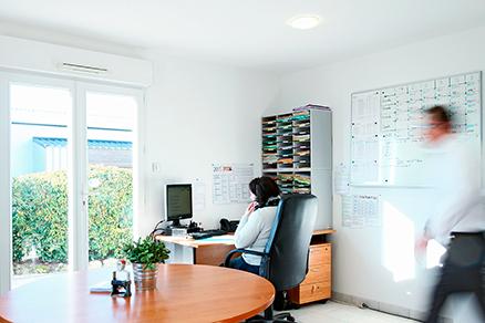 Bureaux Protigo